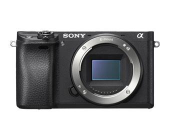Sony A6300 camera